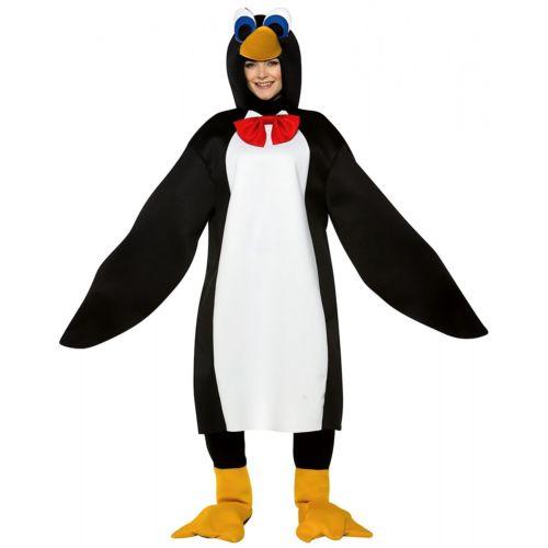 大人用 ペンギンUnisex 男性用 メンズ or レディス 女性用 おもしろい Bird クリスマス ハロウィン コスチューム コスプレ 衣装 変装 仮装