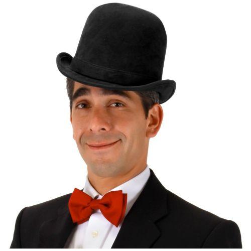 Derby Hat 大人用 男性用 メンズ Victorian Steampunk クリスマス ハロウィン コスチューム コスプレ 衣装 変装 仮装