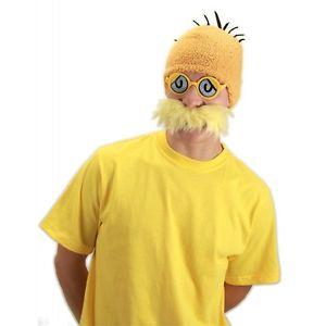 LoraxKit 大人用/Teen/Kids Dr. Seuss おもしろい ハロウィン コスチューム コスプレ 衣装 変装 仮装