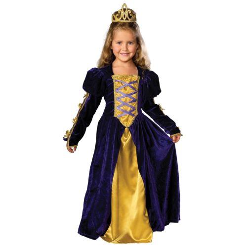 Regal Queen アクセサリー キッズ 子供用 Pretty プリンセス 王女様 ハロウィン コスチューム コスプレ 衣装 変装 仮装