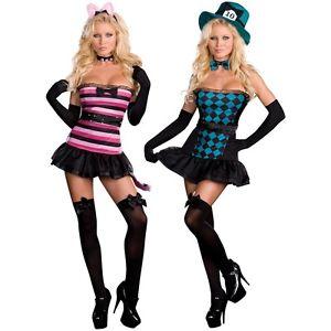 【ポイント最大29倍●お買い物マラソン限定!エントリー】Mad About You 大人用 Reversible Hatter Cheshire Cat ハロウィン コスチューム コスプレ 衣装 変装 仮装