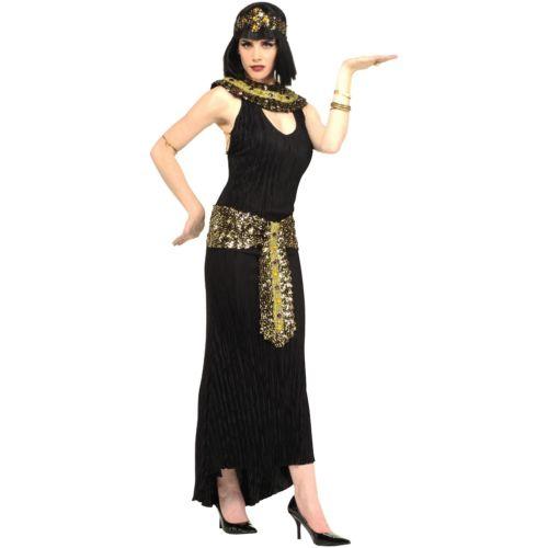 クレオパトラ 大人用 エジプト 古代エジプト Queen Long ドレス ハロウィン コスチューム コスプレ 衣装 変装 仮装