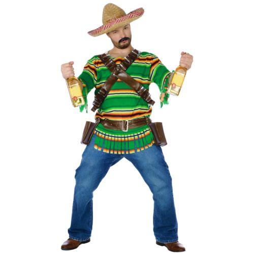 Mexican 大人用 男性用 メンズ Cinco メンズ de Mayo 変装 Tequila de Cowboy ハロウィン コスチューム コスプレ 衣装 変装 仮装, 超音波と魚探のus-dolphin:adf28f5e --- officewill.xsrv.jp