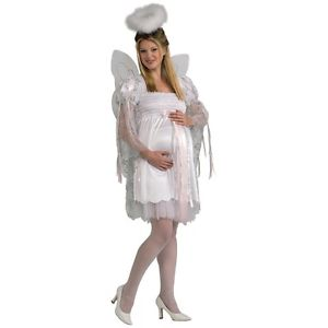 Maternity エンジェル 天使 セクシー ホワイト ハロウィン コスチューム コスプレ 衣装 変装 仮装