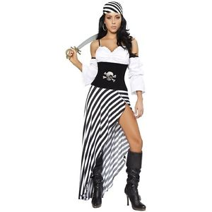 Pirate Lass 大人用 Wench クリスマス ハロウィン コスチューム コスプレ 衣装 変装 仮装