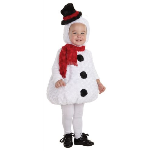 【ポイント最大29倍●お買い物マラソン限定!エントリー】Snowmanベイビー/Toddler Frosty クリスマス 女神 ハロウィン コスチューム コスプレ 衣装 変装 仮装