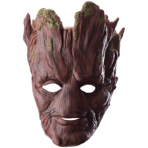 Groot 3/4Mask 大人用 Guardians of The Galaxy クリスマス ハロウィン コスチューム コスプレ 衣装 変装 仮装