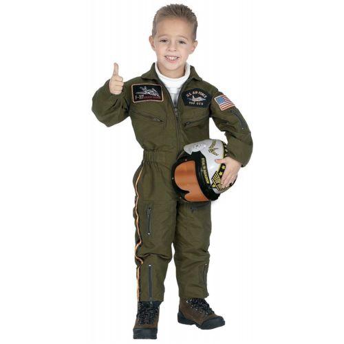 Jr. Armed Forces Pilot Armed Jr. スーツ with Helmet キッズ 子供用 仮装 ハロウィン コスチューム コスプレ 衣装 変装 仮装, Jewelry Studio FLOW:a0b616eb --- officewill.xsrv.jp