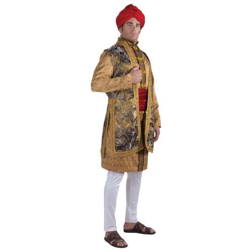 【ポイント最大29倍●お買い物マラソン限定!エントリー】Maharaja 大人用 ハロウィン コスチューム コスプレ 衣装 変装 仮装