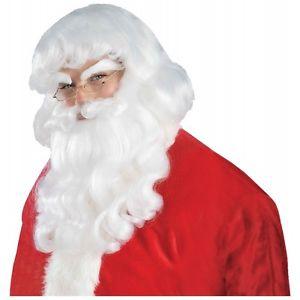 【マラソン全品P5倍】Santa クマ 熊d and Wig 大人用 男性用 メンズ クリスマス アクセサリー クリスマス ハロウィン コスチューム コスプレ 衣装 変装 仮装