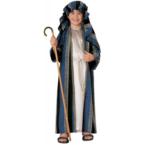 Shepherd キッズ 子供用 Biblical Outfit Biblical 変装 クリスマス Nativity Scene ハロウィン キッズ コスチューム コスプレ 衣装 変装 仮装, 十勝たちばな:103a632c --- officewill.xsrv.jp