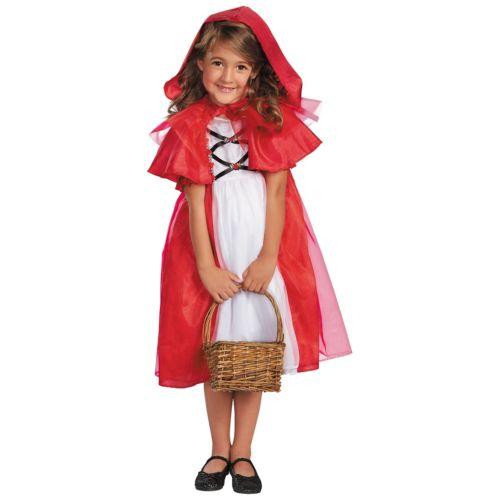 Storybook Red Riding Hood キッズ 子供用 Red ハロウィン コスチューム Riding Hood コスプレ 衣装 変装 仮装, ハートマークショップ:095f8c4e --- officewill.xsrv.jp