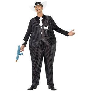 1920s ギャング ギャングスターヤクザ ヤンキー 衣装 大人用 おもしろい 変装 Fat Tony 仮装 ハロウィン コスチューム コスプレ 衣装 変装 仮装, ヴォーグスポーツ:8139904d --- officewill.xsrv.jp