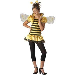 【ポイント最大29倍●お買い物マラソン限定!エントリー】Honey Bee キッズ 子供用 Bumble Bug ハロウィン コスチューム コスプレ 衣装 変装 仮装