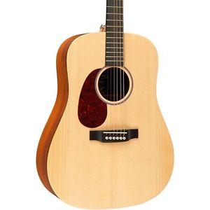 【全品P5倍】マーチン Martin X Series 2015 DX1KAE Left-Handed Dreadnought アコースティック エレクトリック ギター LN