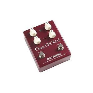 【全品P5倍】Carl マーチン Martin Classic Chorus Version II ギター Effects ペダル