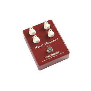 【マラソン全品P5倍】Carl マーチン Martin Red Repeat Delay Version II ギター Effects ペダル LN