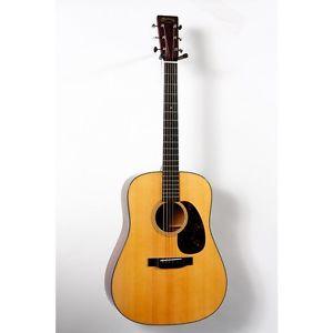 【マラソン全品P5倍】マーチン Martin Standard Series D-18 Dreadnought アコースティック ギター アコギ Natural 888365671758