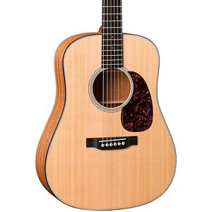 【マラソン全品P5倍】マーチン Martin Dreadnought Junior Acoustic Electric ギター Natural