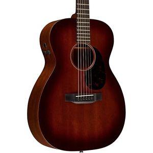 マーチン Martin Retro Series 00-15E アコースティック エレクトリック ギター 15-Style Burst