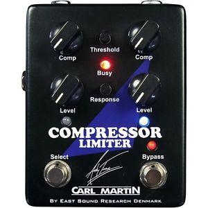 【全品P5倍】Carl マーチン Martin Andy Timmons Signature Compressor/Limiter ギター ペダル