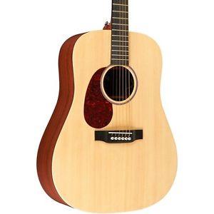 マーチン Martin X Series DX1AE Left-Handed アコースティック エレクトリック ギター Natural