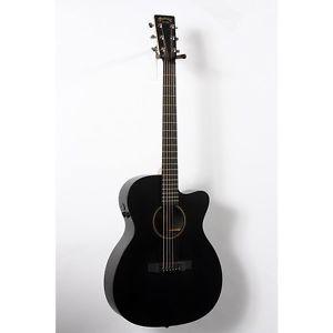 【全品P5倍】マーチン Martin X-000CEBK カスタム Cutaway A/E ギター with HPL Top Black 888365651224