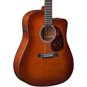 【全品P5倍】マーチン Martin Performing Artist Series DCPA4 Shaded Top アコースティック エレクトリック ギター LN