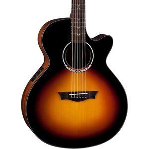 【マラソン全品P5倍】ディーン Dean Performer Plus Acoustic-エレキギター エレクトリックギター Tobacco Sunburst LN