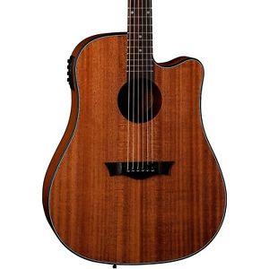 【全品P5倍】ディーン Dean AXS Dreadnought Acoustic-エレキギター エレクトリックギター Mahogany