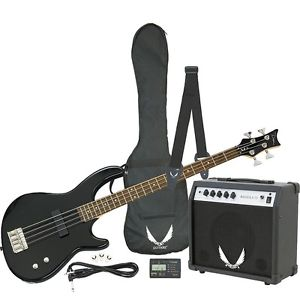 ディーン Dean Edge 09 Bass w/Amp, Strap, and Gigbag