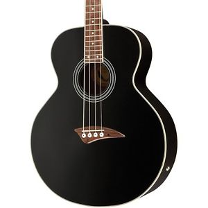 【全品P5倍】ディーン Dean EAB Acoustic-Electric Bass Black
