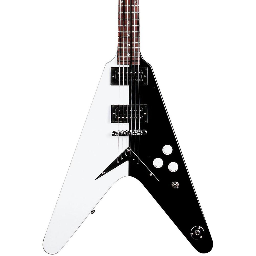 ディーン Dean Michael Schenker Standard エレキギター エレクトリックギター Black & White