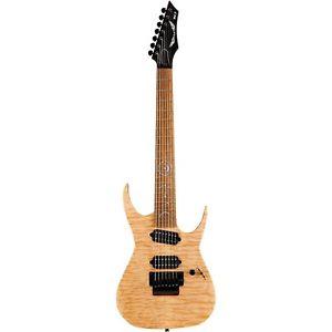 ディーン Dean USA Rusty Cooley RC7 Quilt Top 7-String エレキギター エレクトリックギター Satin Natural LN
