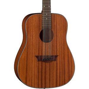 ディーン Dean AXS Dreadnought 12 String Acoustic Guitar Satin Natural