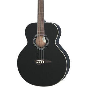 ディーン Dean EAB Fretless Acoustic-Electric Bass Classic Black