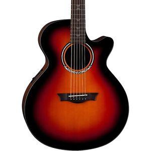 ディーン Dean Performer Plus Acoustic-エレキギター エレクトリックギター Trans Brazilia