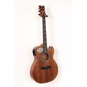 ディーン Dean Exhibition thin Body Acoustic-エレキギター エレクトリックギター w/Aphex Koa 888365636733
