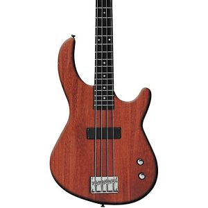 ディーン Dean Edge 09 4-String Electric Bass Guitar - Mahogany Finish Satin Natural