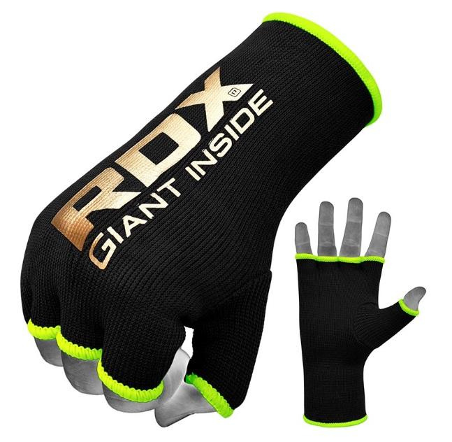 RDX boxing inner glove MMA mixed martial arts kick boxing K-1 UFC
