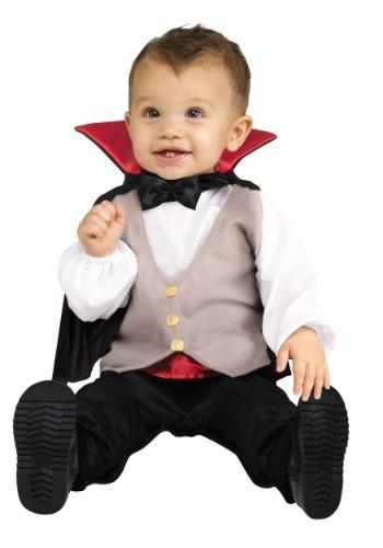 赤ちゃん 新生児 Li'l Drac コスチューム クリスマス ハロウィン 子ども コスプレ 衣装 仮装 こども イベント 子ども パーティ ハロウィーン 学芸会