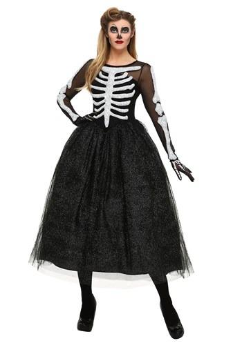 Women's Skeleton Beauty 大きいサイズ コスチューム ハロウィン レディース コスプレ 衣装 女性 仮装 女性用 イベント パーティ ハロウィーン 学芸会