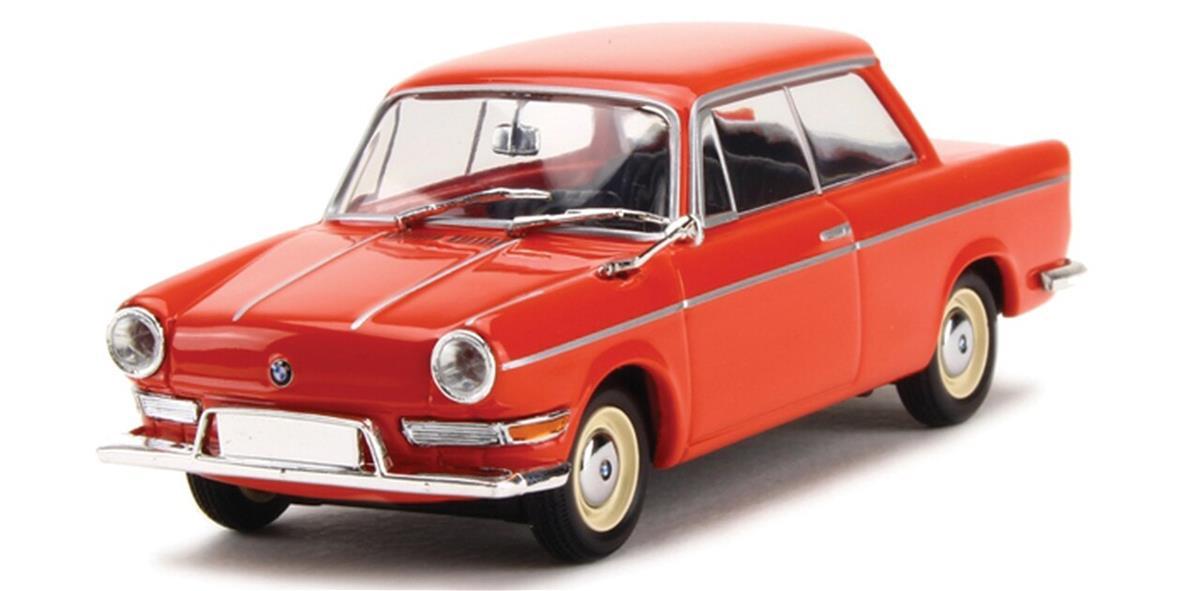 MaxiChamps マキシチャンプス 1960 BMW BMW 700 LS 1/43 Scale スケール Diecast Model ダイキャスト ミニカー おもちゃ 玩具 コレクション ミニチュア ダイカスト クリスマス プレゼ・...