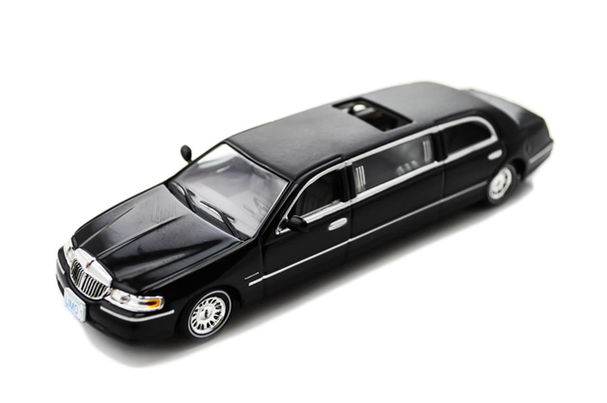 Vitesse Vitesse Diecast 2000 Lincoln リンカーン Limousine 1/43 Scale スケール Black 1/43 Scale スケール Diecast Model ダイキャスト ミニカー おもちゃ 玩具 コレクション ミニチュア ダイカ・...