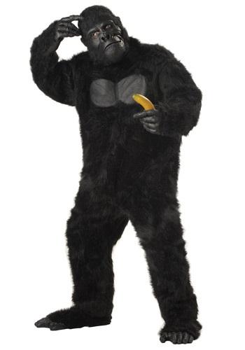 【ポイント最大29倍●お買い物マラソン限定!エントリー】Realistic Gorilla 大きいサイズ コスチューム Suit ハロウィン メンズ コスプレ 衣装 男性 仮装 男性用 イベント パーティ ハロウィーン 学芸会