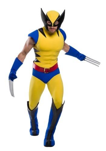 【ポイント最大29倍●お買い物マラソン限定!エントリー】Premium Marvel Wolverine Mens コスチューム ハロウィン メンズ コスプレ 衣装 男性 仮装 男性用 イベント パーティ ハロウィーン 学芸会