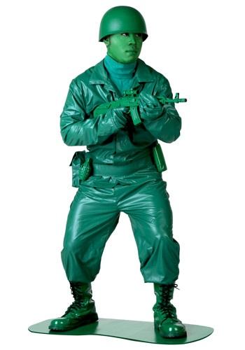 【ポイント最大29倍●お買い物マラソン限定!エントリー】Green Army Man コスチューム ハロウィン メンズ コスプレ 衣装 男性 仮装 男性用 イベント パーティ ハロウィーン 学芸会