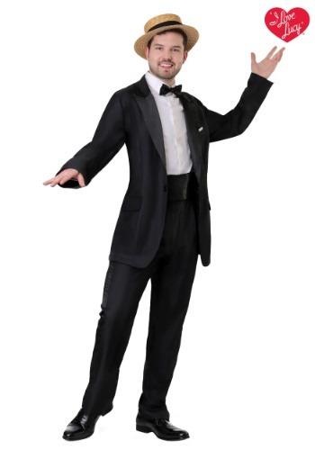 【ポイント最大29倍●お買い物マラソン限定!エントリー】Men's I Love Lucy Ricky Ricardo コスチューム ハロウィン メンズ コスプレ 衣装 男性 仮装 男性用 イベント パーティ ハロウィーン 学芸会