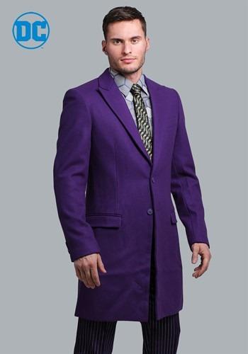 【ポイント最大29倍●お買い物マラソン限定!エントリー】THE JOKER Slim Fit Suit Overcoat (Authentic) ハロウィン メンズ コスプレ 衣装 男性 仮装 男性用 イベント パーティ ハロウィーン 学芸会