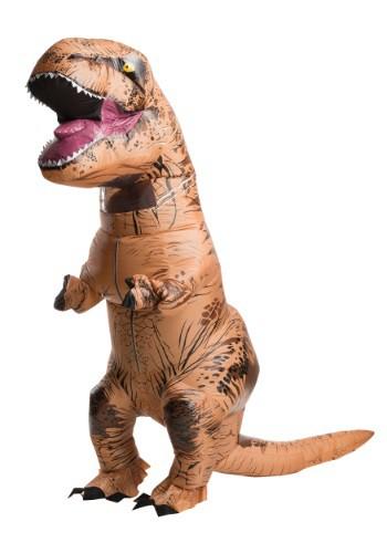 【ポイント最大29倍●お買い物マラソン限定!エントリー】大人用 Inflatable Jurassic World T-Rex コスチューム ハロウィン メンズ コスプレ 衣装 男性 仮装 男性用 イベント パーティ ハロウィーン 学芸会